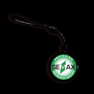 Semax Building Protect HSS_Botton de Acesso_serviço para condomínios e edifícios