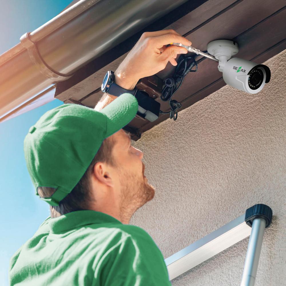 Semax View - os melhores técnicos do mercado para a manutenção de seguas câmeras de segurança