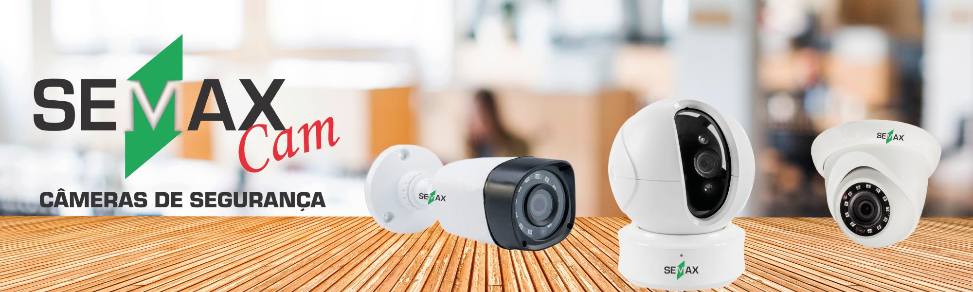 Semax Cam é um sistema de câmeras e gravação de alta tecnologia - instalação de câmeras e alarmes