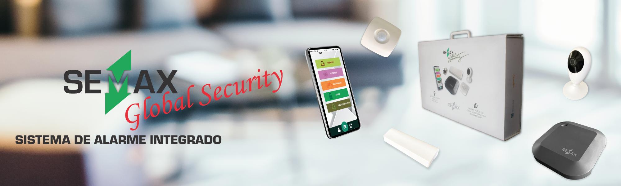 Conheça o nosso sistema de alarme integrado