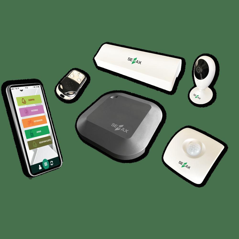 Sistema de Alarme em BH sem fio