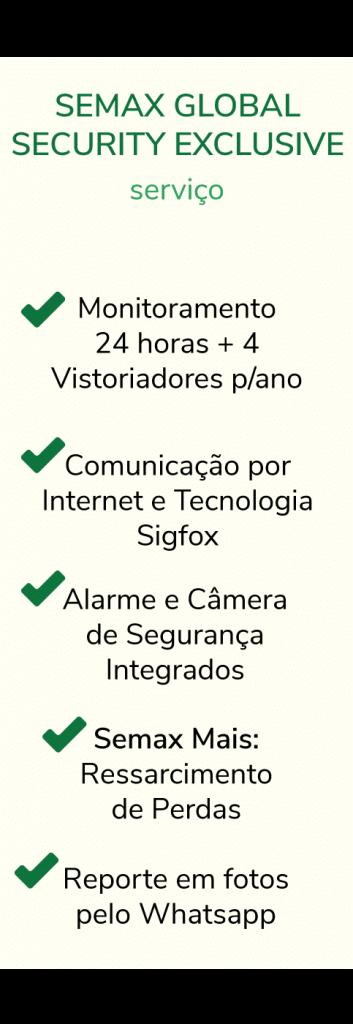Serviço Câmera de Segurança - Global Security - Global Security 1