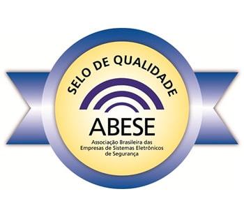 Certificação dada pela instiuição ABESE à Semax segurança máxima